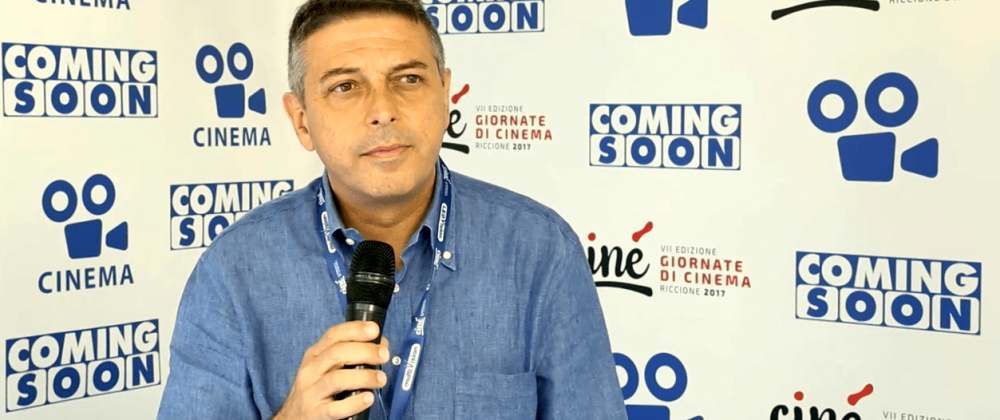 Academy Two - Alessandro Giacobbe, Managing Director della compagnia Ciné 2017
