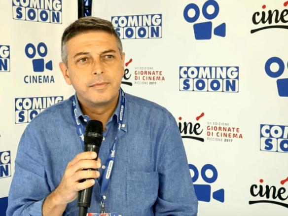 Academy Two - Alessandro Giacobbe, Managing Director della compagnia Ciné 2017